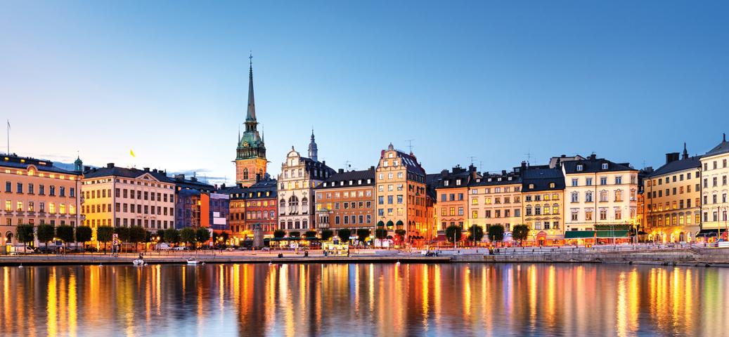 Estocolmo, 5 planes de diferentes sabores