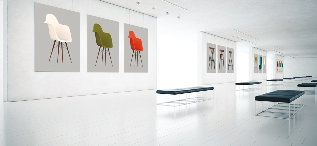 De la galería a la calle. ¿Cuál es el valor del diseño?