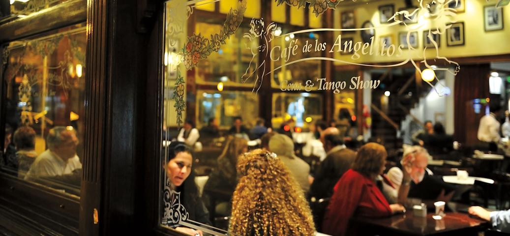 Buenos Aires en una taza
