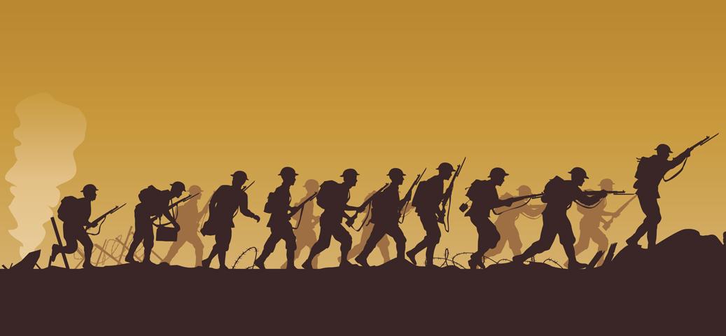 Los prejuicios se transmiten de generación en generación. A 100 años de la gran guerra