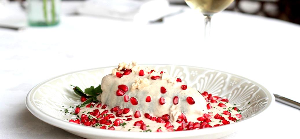 Restaurante El Tajín, inicia su emblemática temporada de chiles en nogada