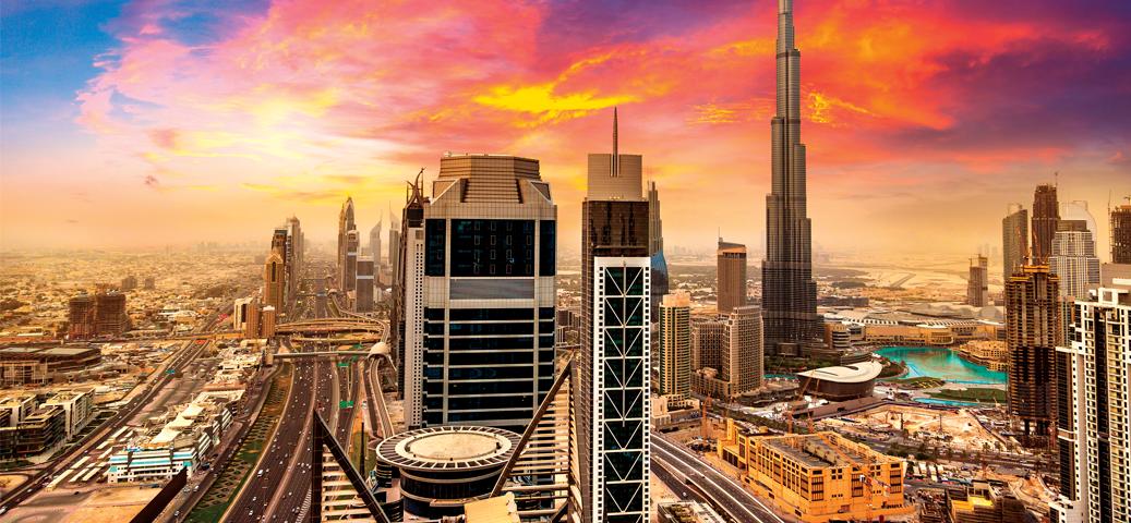 Arte en Dubai